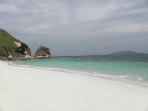 Pulau Rawa, plage paradisiaque