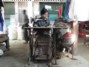 Couturière Myanmar